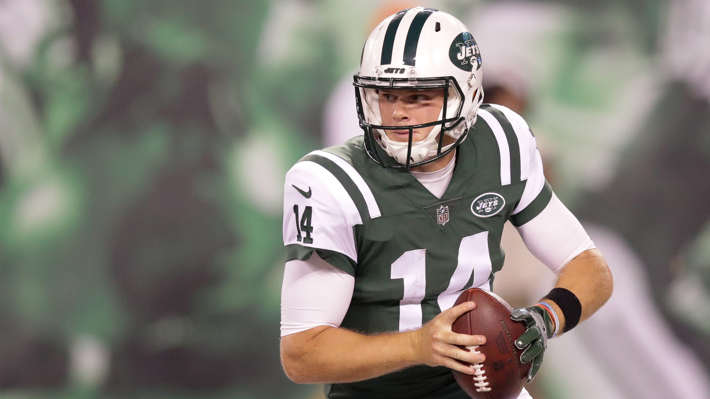 new product 7a926 44402 Josh Norman impressed by Jets' QB Sam Darnold