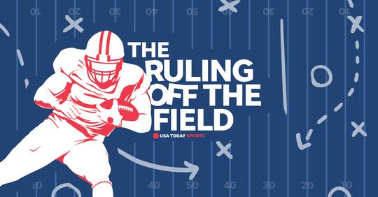 A decisão do campo - USA TODAY Sports NFL logotipo do grupo Facebook