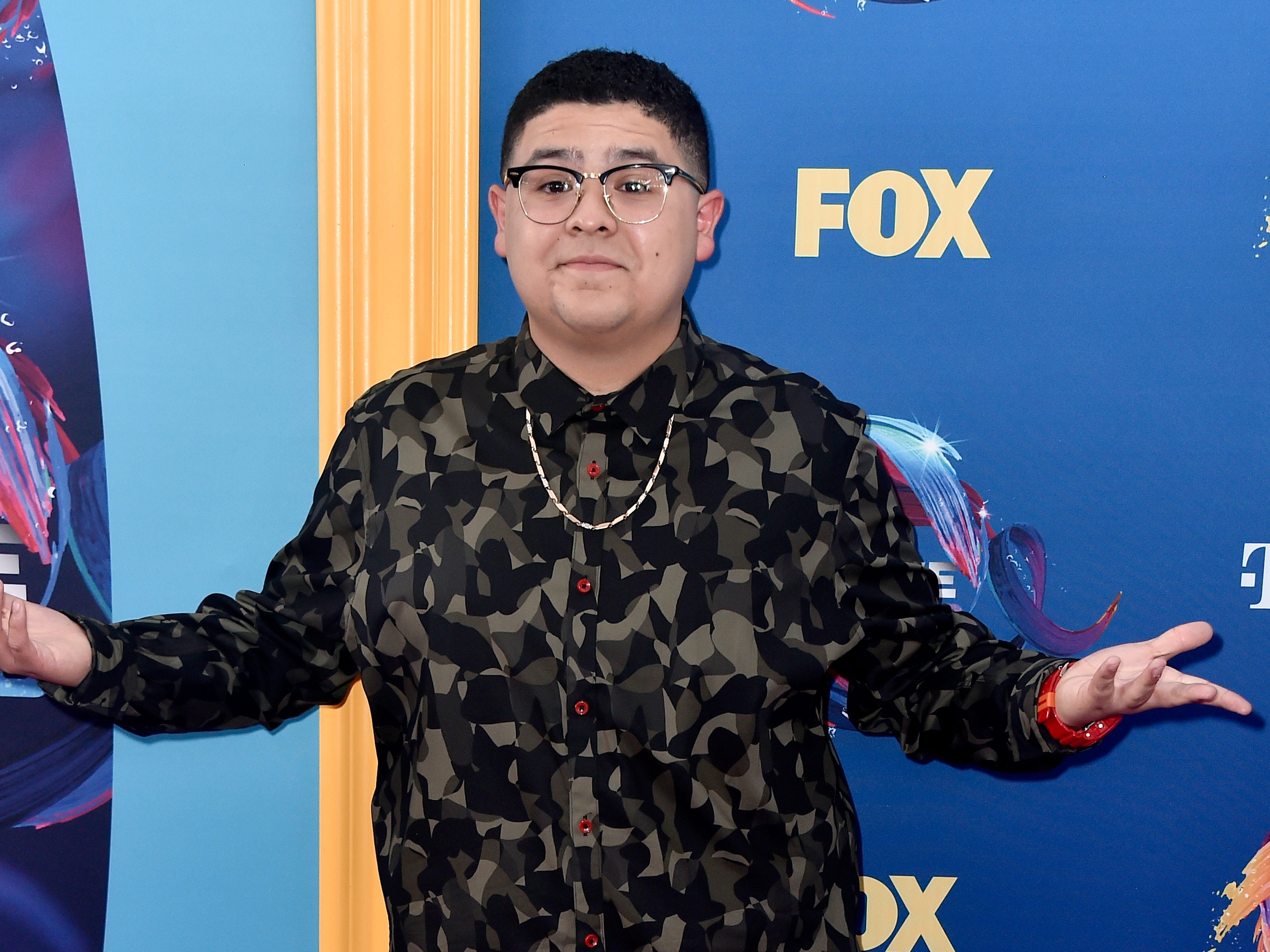 INGLEWOOD, CA - AUGUST 12:  Rico Rodriguez attends FOX's Teen Choice Awards at The Forum on August 12, 2018 in Inglewood, California.  (Photo by Frazer Harrison/Getty Images) ORG XMIT: 775199256 ORIG FILE ID: 1015795304