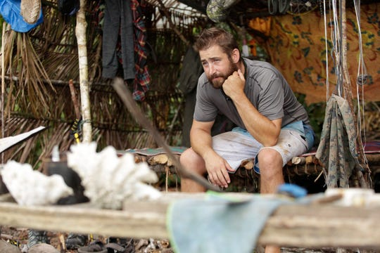 """Richard Rogers, one of the contestants on ABC's new survival series """"Castaways."""""""