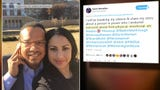 Rep. Keith Ellison denies abuse allegations after his ex-girlfriend's son wrote on Facebook that he saw a video of Ellison dragging his mom off a bed.