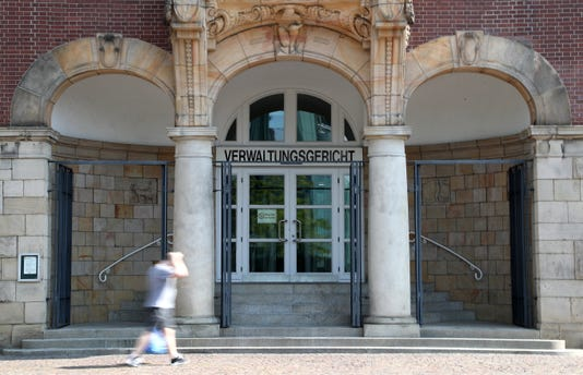 Epa Germany Migration Court Clj Judiciary System Of Justice Laws Deu No