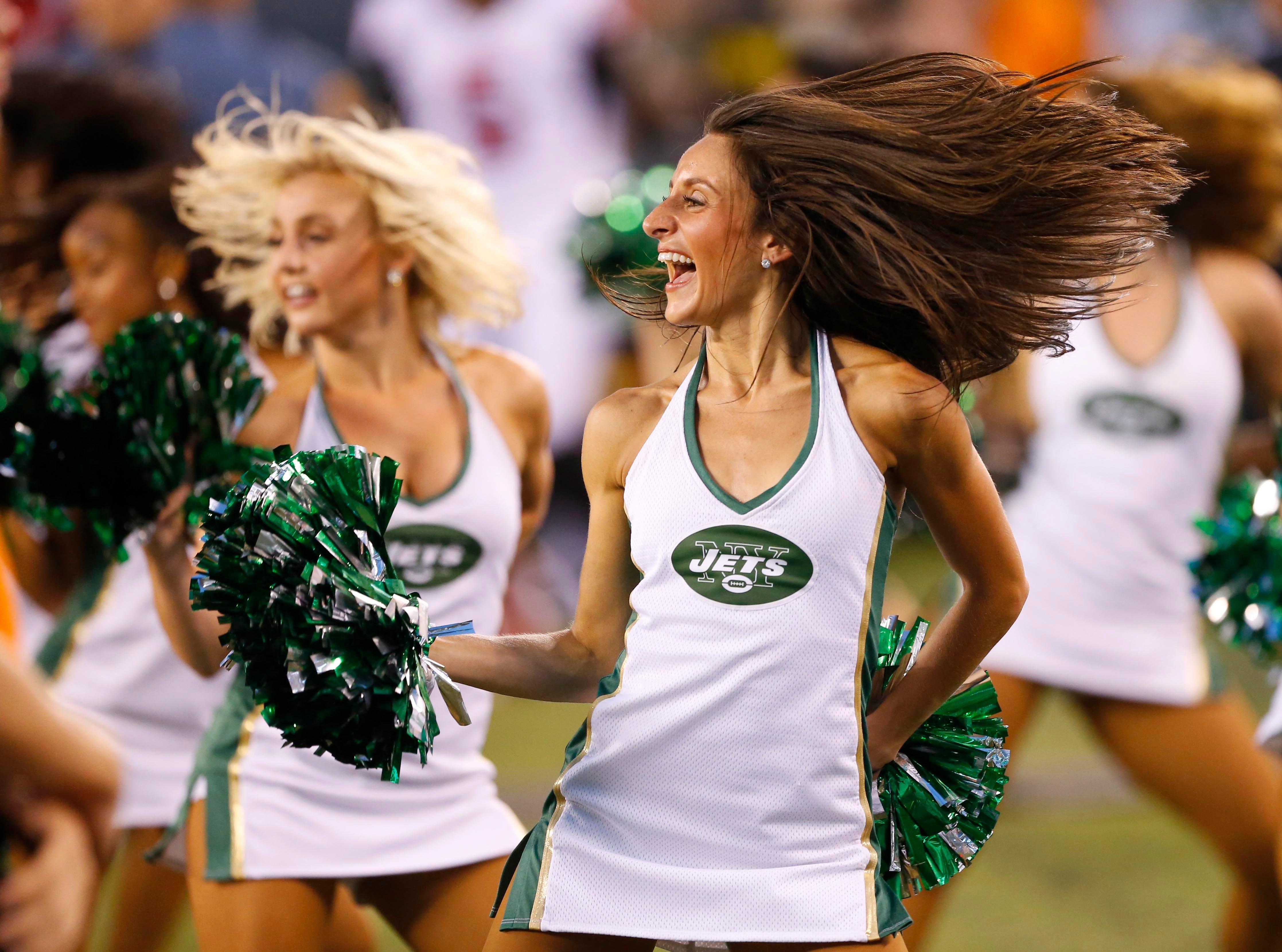 Preseason Week 1: Jets