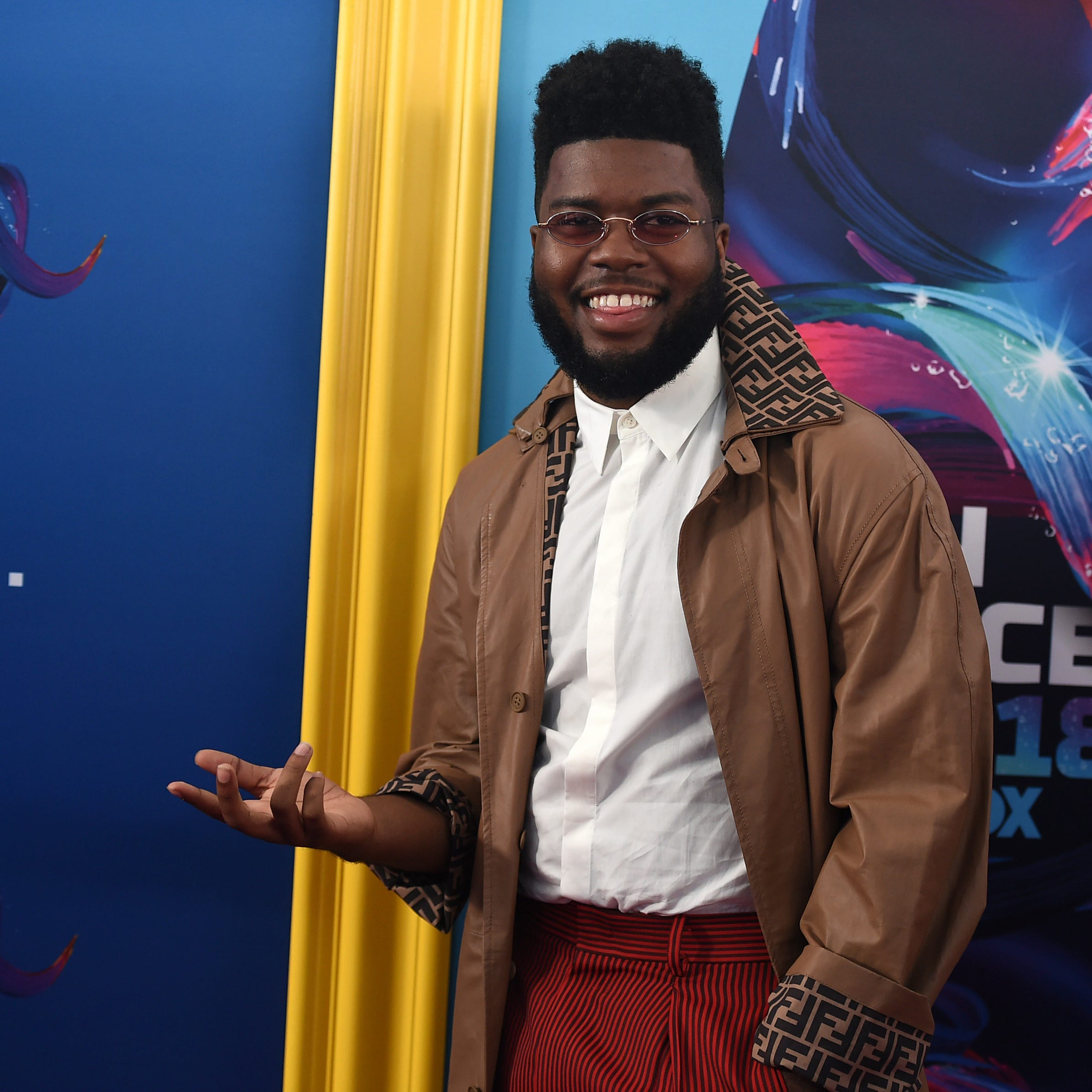 Khalid puts El Paso center stage at Teen Choice Awards, wins Breakout Artist, R&B Song