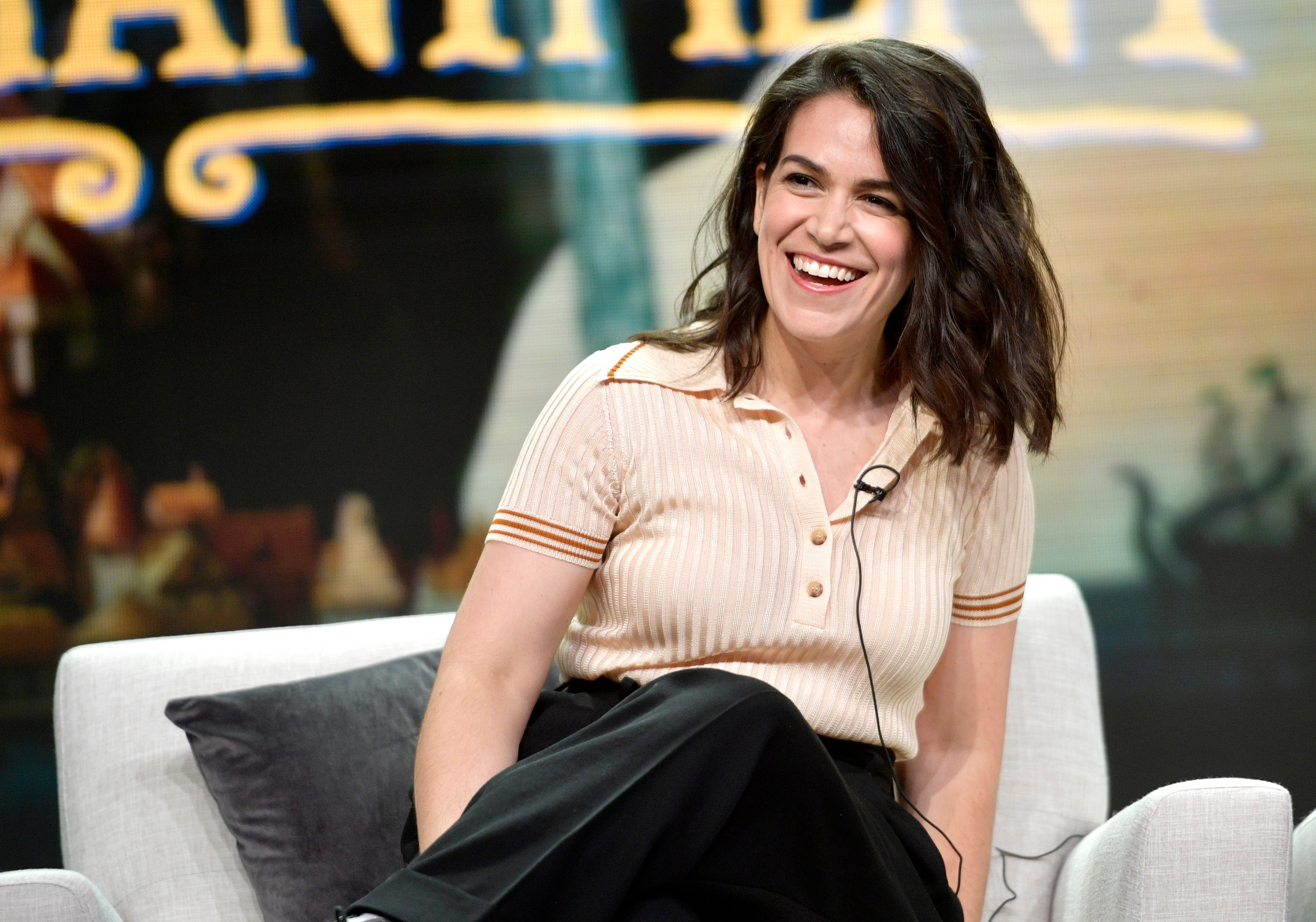 Abbi Jacobson, star and executive producer of 'Broad City,' voices Princess Bean in Matt Groening's Netflix animated series, 'Disenchantment.'