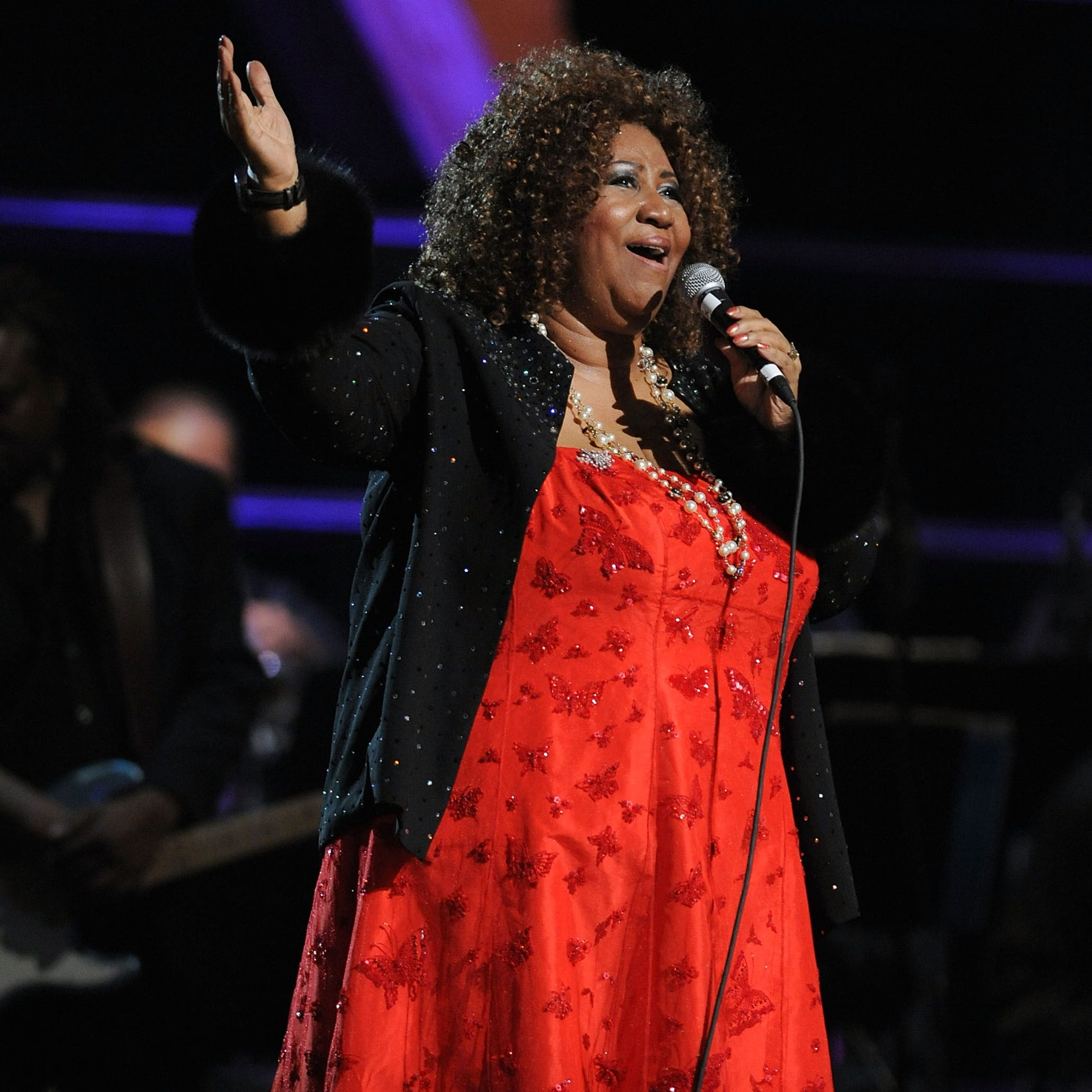 Aretha Franklin to be celebrated in Madison Square Garden concert