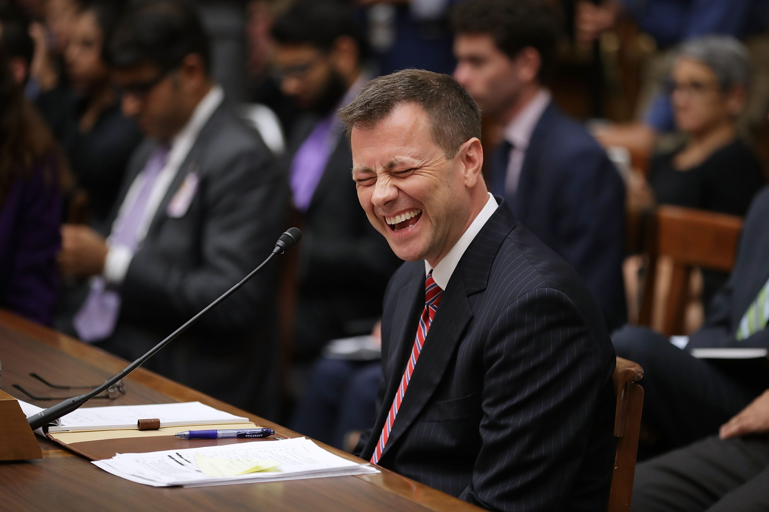 GoFundMe page for fired FBI agent Peter Strzok raises $130,000 in 10 hours