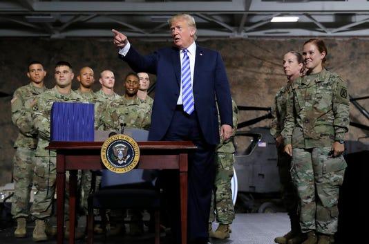 Ap Trump Defense A Usa Ny