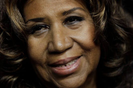 Ap People Aretha Franklin A Ent File Usa Mi