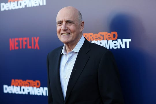 "Jeffrey Tambor was fired from Emmy-winning ""Transparent,"" but is back with ""Arrested Development."""