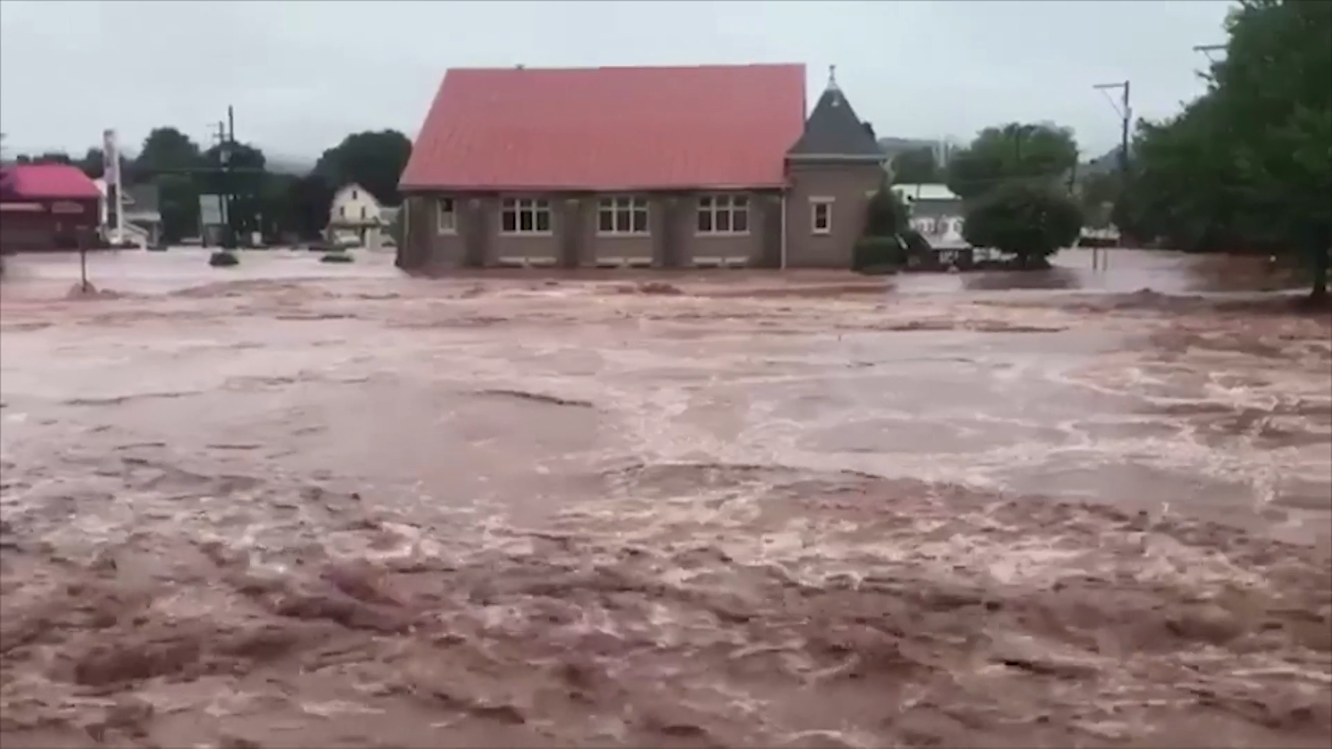 Videos show floods swamping interstate, carrying away cars in Mid-Atlantic   Delaware Online