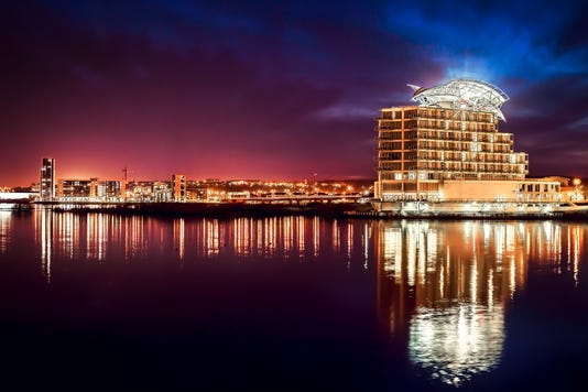 Voco Hotel Cardiff The Principal St Davids Cardiff Set To Be Vocos Debut In The Uk