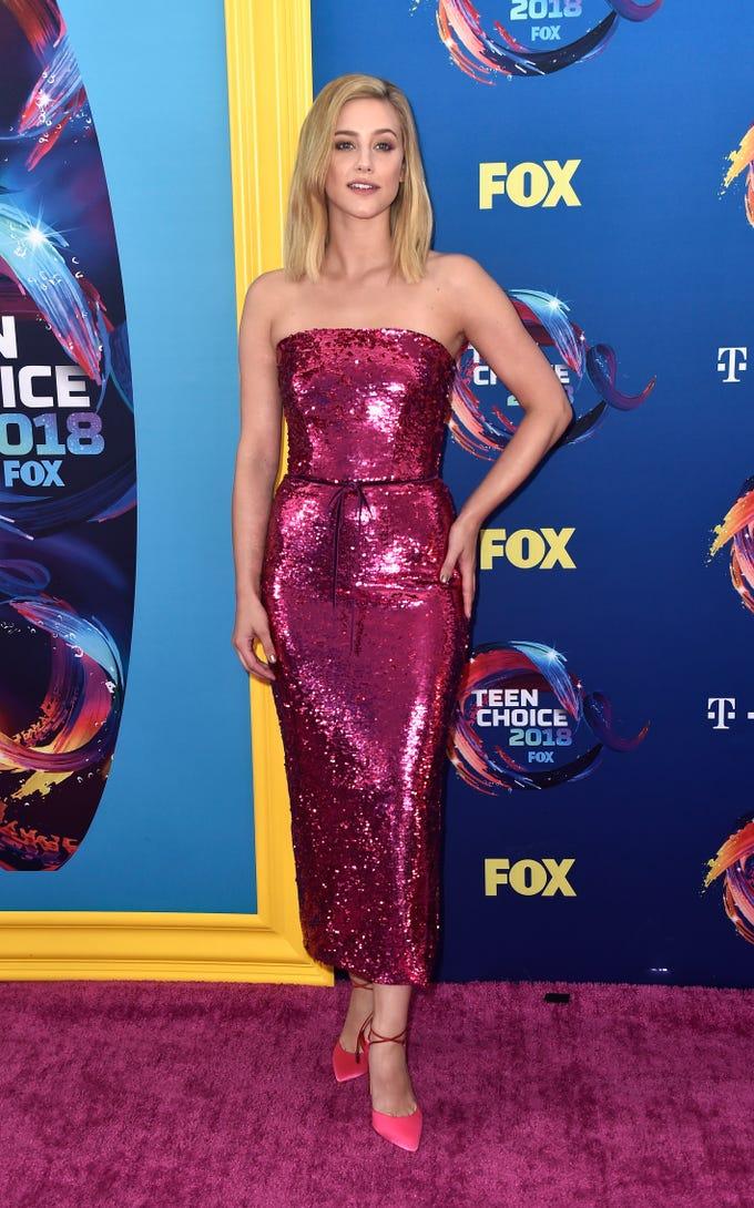 """Riverdale"" star Lili Reinhart"