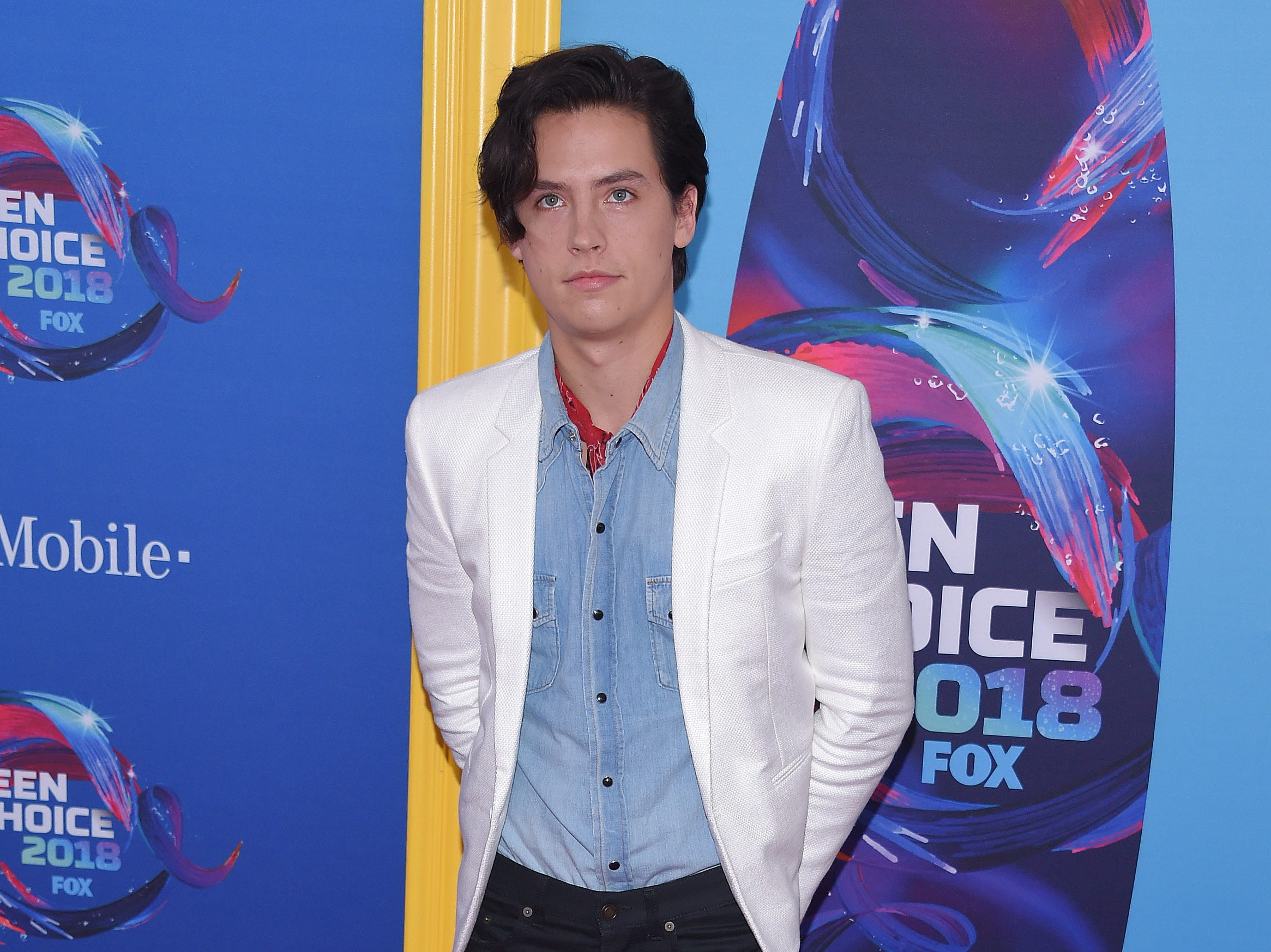 """Riverdale"" star Cole Sprouse"