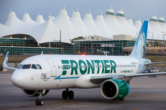 Frontier Adds Nonstop Year Round Flights From