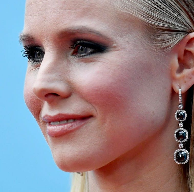 Kristen Bell became emotional over her 5-year-old daughter Lincoln's preschool graduation.