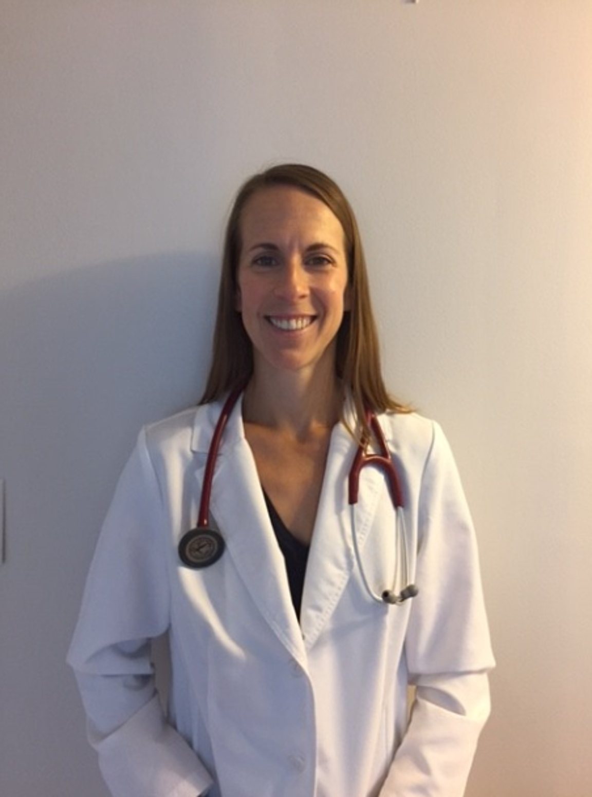 Nurse practitioners like Emily Keller combine the care and patient-focused mission of nursing with the decision-making abilities of a physician. (Photo: Visiting Nurse Association Health Group)
