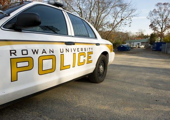 Rowan University police make one marijuana arrest for every 103 students, according to arrest data.