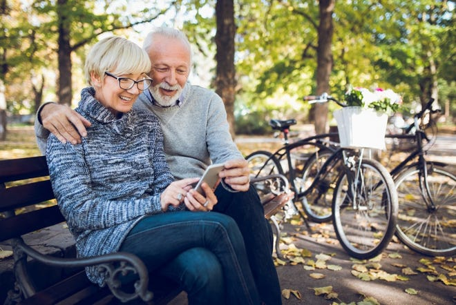 Hearing aids that can be synced with a smartphone offer wireless streaming and customizable settings for different sound environments.