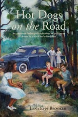 "Lena Epps Brooker's memoir is titled ""Hot Dogs on the Road."" She will read from it at an event Aug. 25."