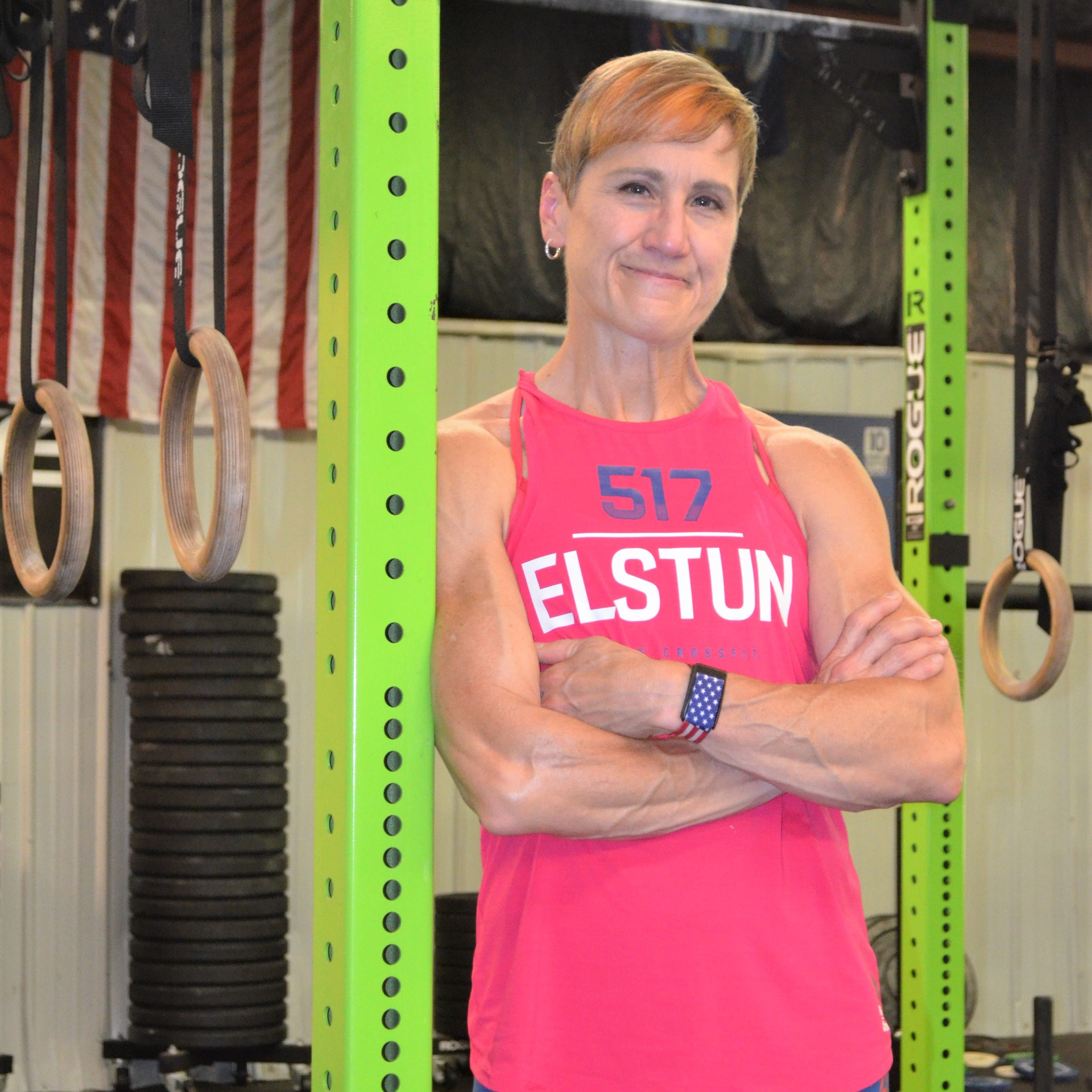 After battling cancer, local CrossFit athlete now one of fittest 54-year-olds in the world