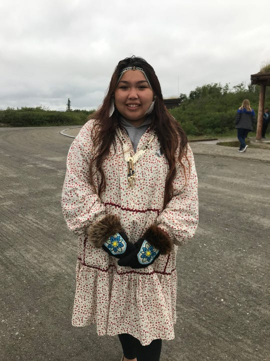One of the nicest things on our trip was meeting Cheyenne and hearing her story. a native Alaskan and a member of the Athabaskan nation, Cheyenne put into perspective for me a lot of my thoughts about what is happening in Alaska.