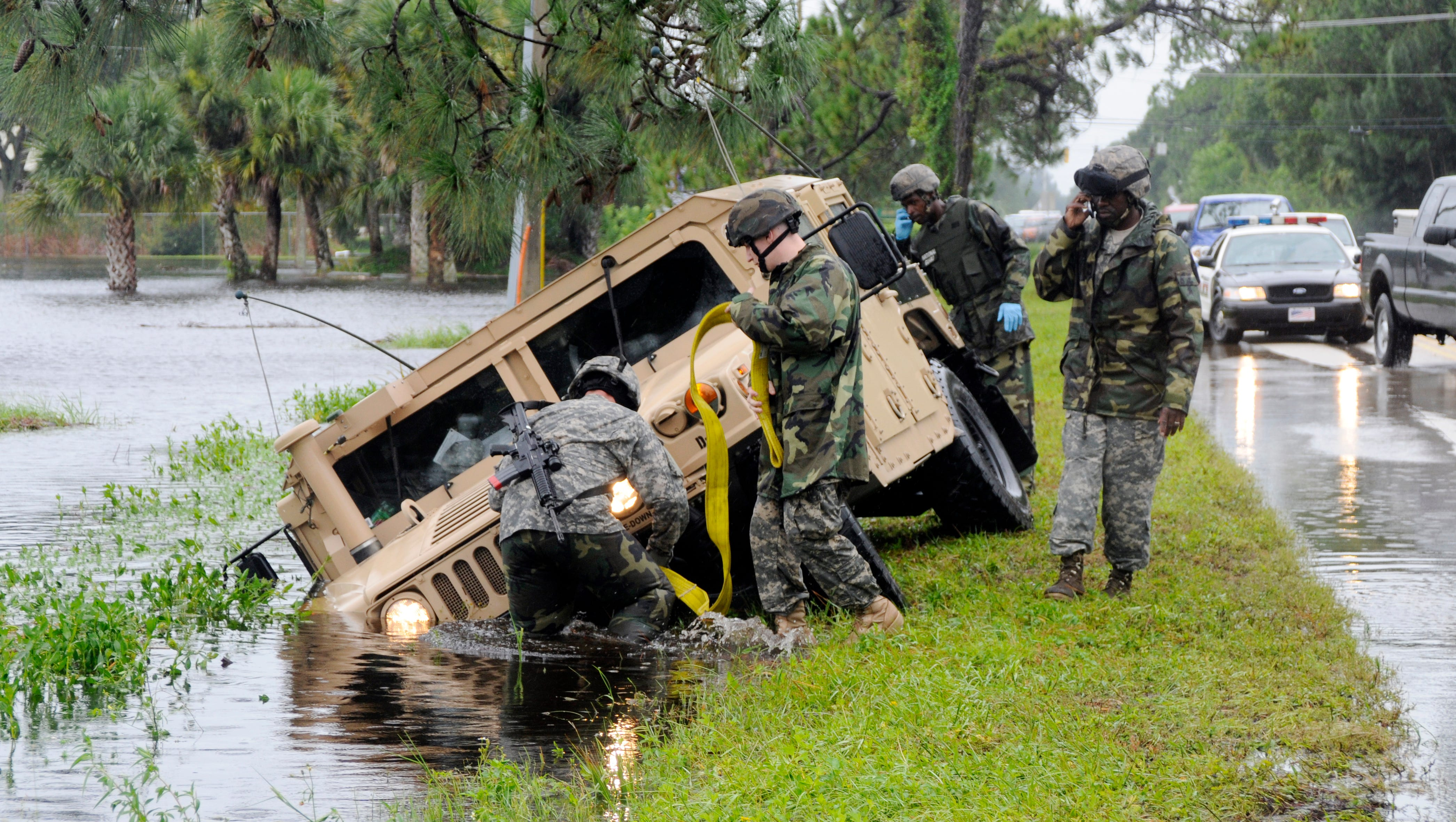 Tropical Storm Fay swamped the Space Coast 10 years ago with rampant rainfall, flooding