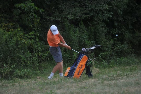 It's another busy week for Kaleb Harsh and the Galion golf team.