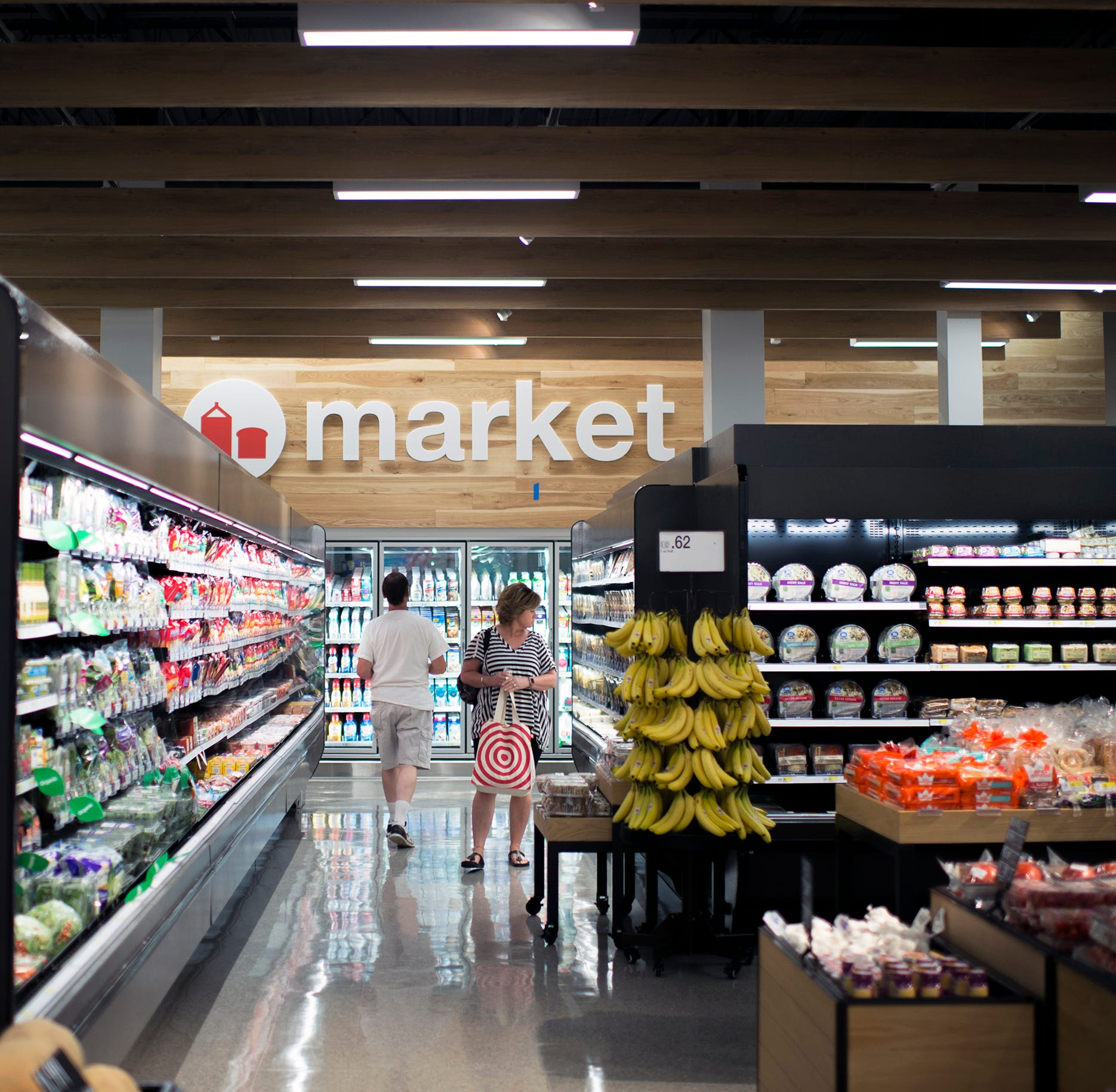 Westmont Target: Smaller space, tighter focus