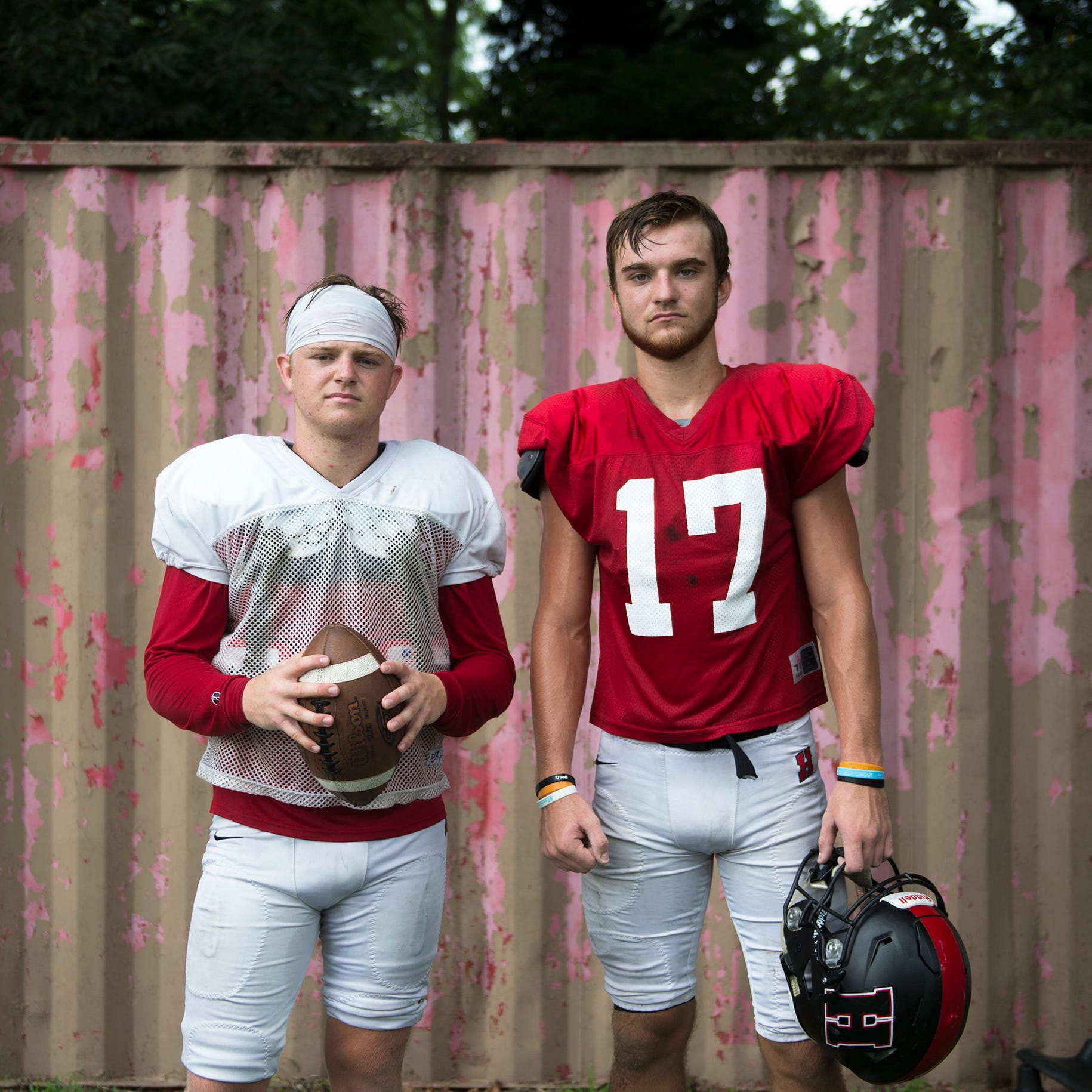 FOOTBALL: Jay, Johnny Foley want to help No. 11 Haddonfield repeat title