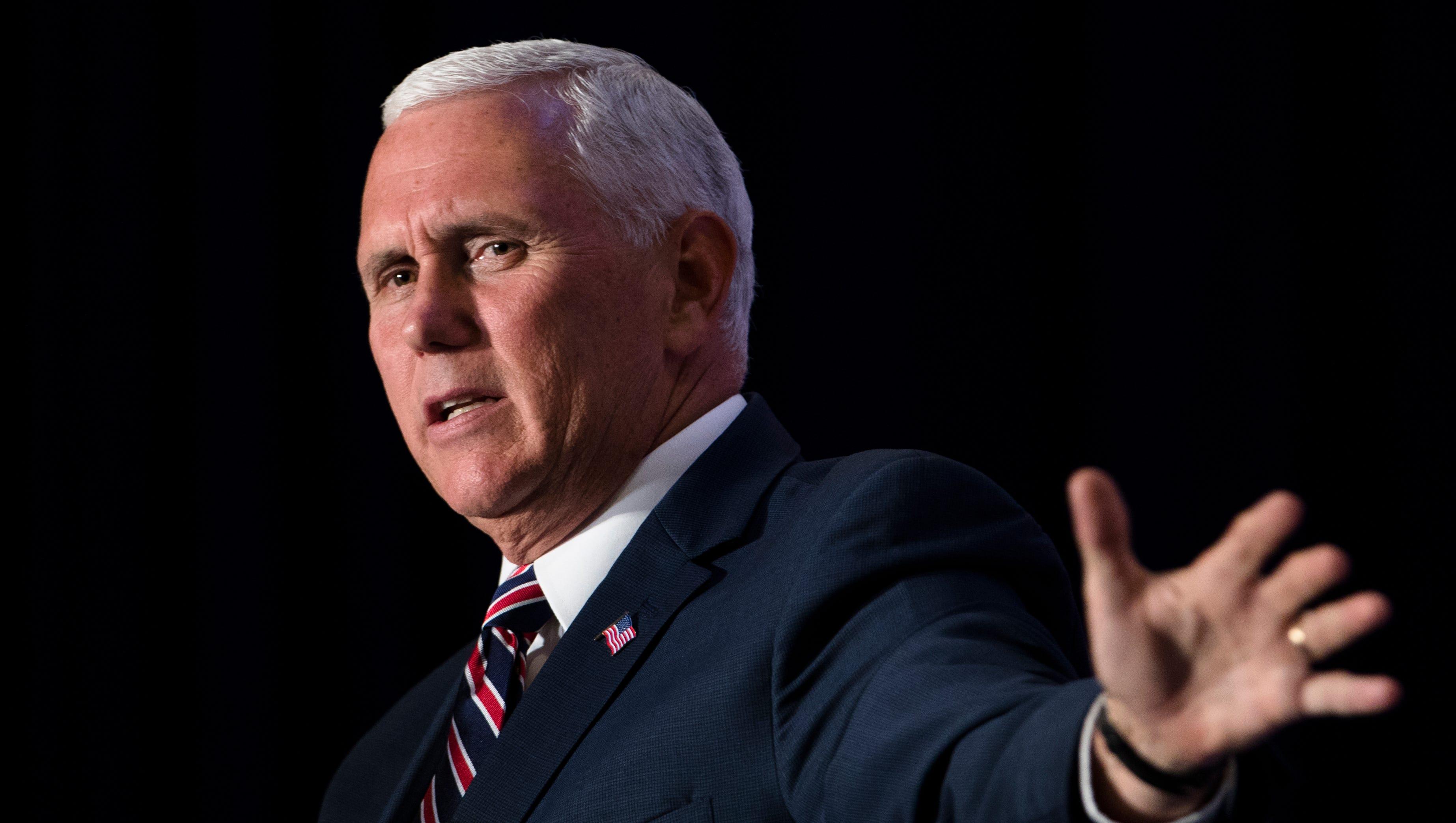 Mike Pence 'greatest vice president since John Adams,' Ohio congressman Steve Chabot says