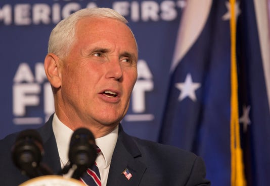 vice president mike pence in cincinnati expect traffic gridlock midday