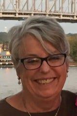Sue Byrom, president of Cincinnati's Downtown Residents Council.