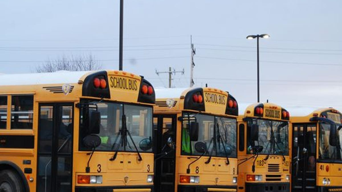 Company Fixing Glitch That Left Some Oak Hills Kids With No Bus Service