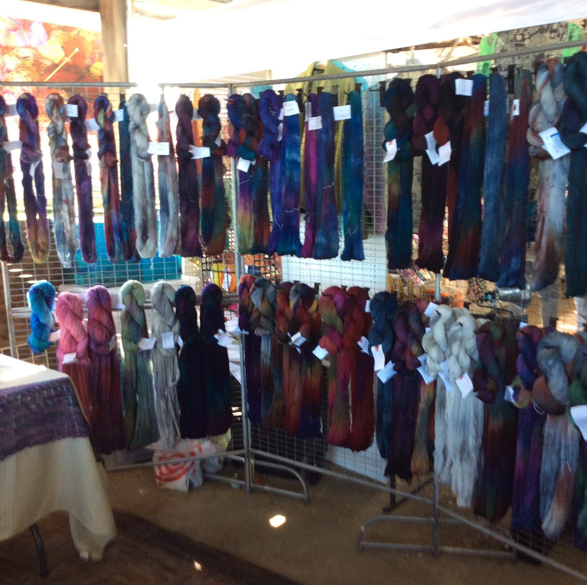 There's a lot to see at the Garden State Sheep & Fiber Festival, Sept. 8, 9