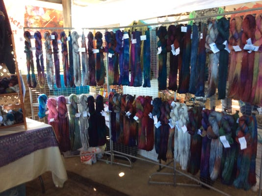 GSSF Dyed Yarn