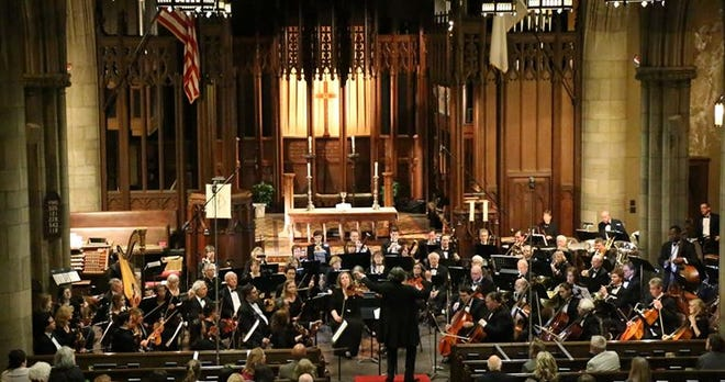 """The Plainfield Symphony Society is one of 63 recipients of the 2018 """"HEART"""" grants from the Union County Board of Chosen Freeholders. HEART grants are designed to help organizations and individuals provide enriching programs and activities for Union County residents in the arts, history and the humanities."""