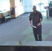 Warren TD Bank robbery suspect sought by police