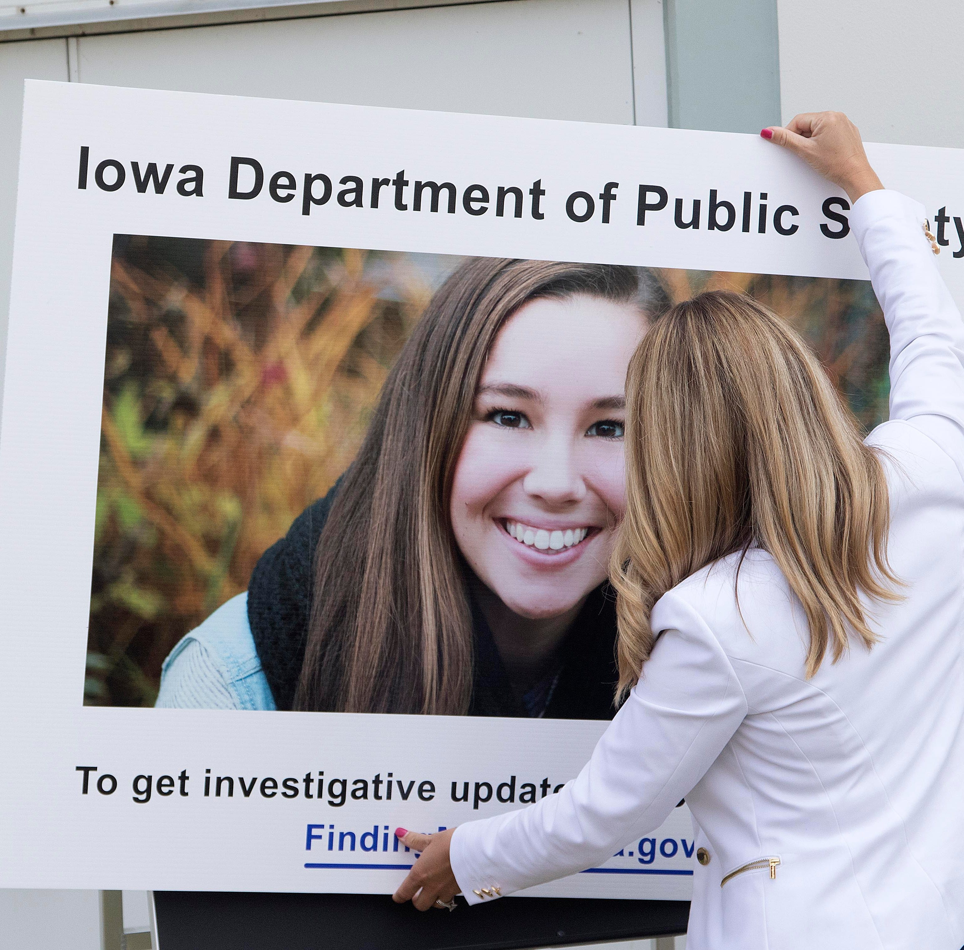 Iowa investigators searching for Mollie Tibbetts ask anyone in these 5 areas the night she vanished to contact them