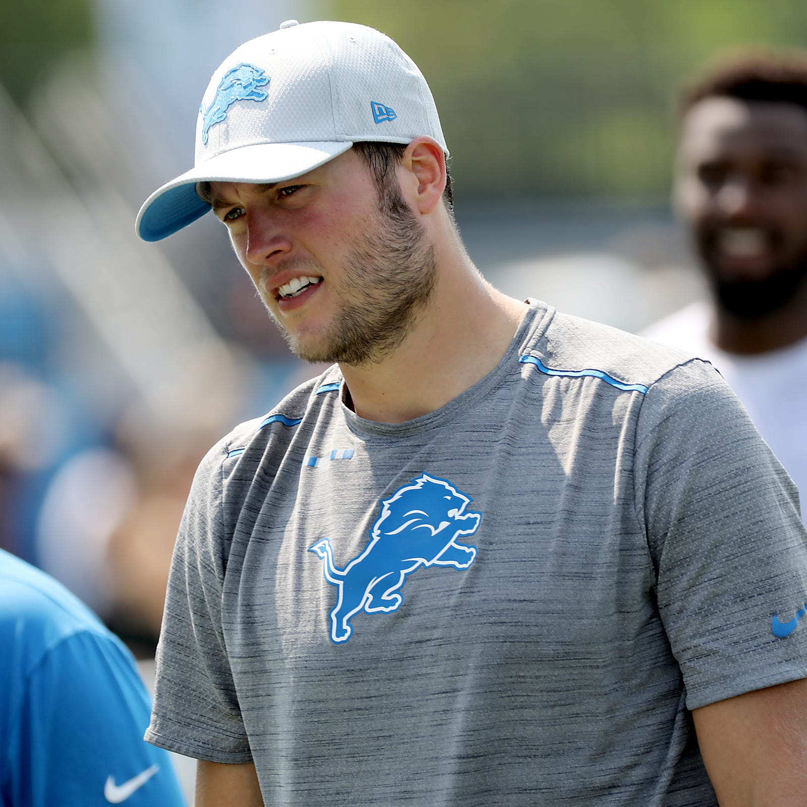 Detroit Lions' Matthew Stafford may make preseason debut vs. Giants