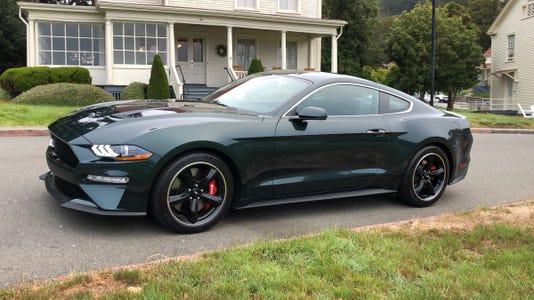 2019 Ford Mustangbullitt 1