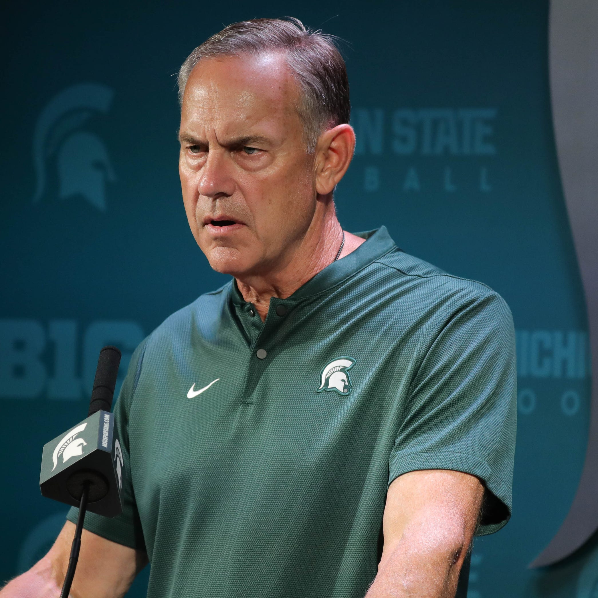 Michigan State football's Mark Dantonio news conference: Live updates