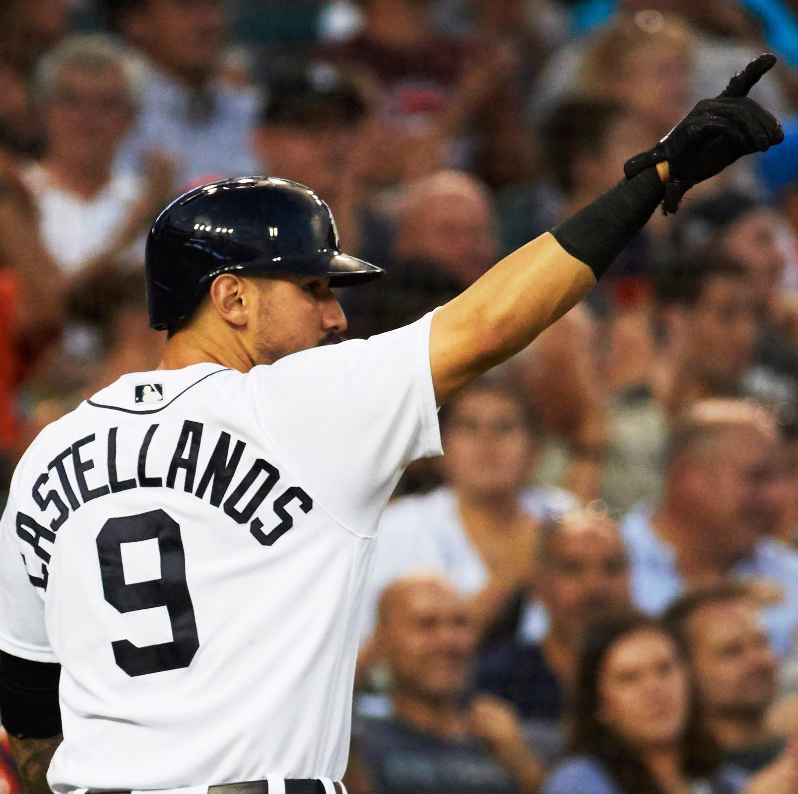 Nicholas Castellanos (5 hits, RBIs), Detroit Tigers top White Sox, 9-5