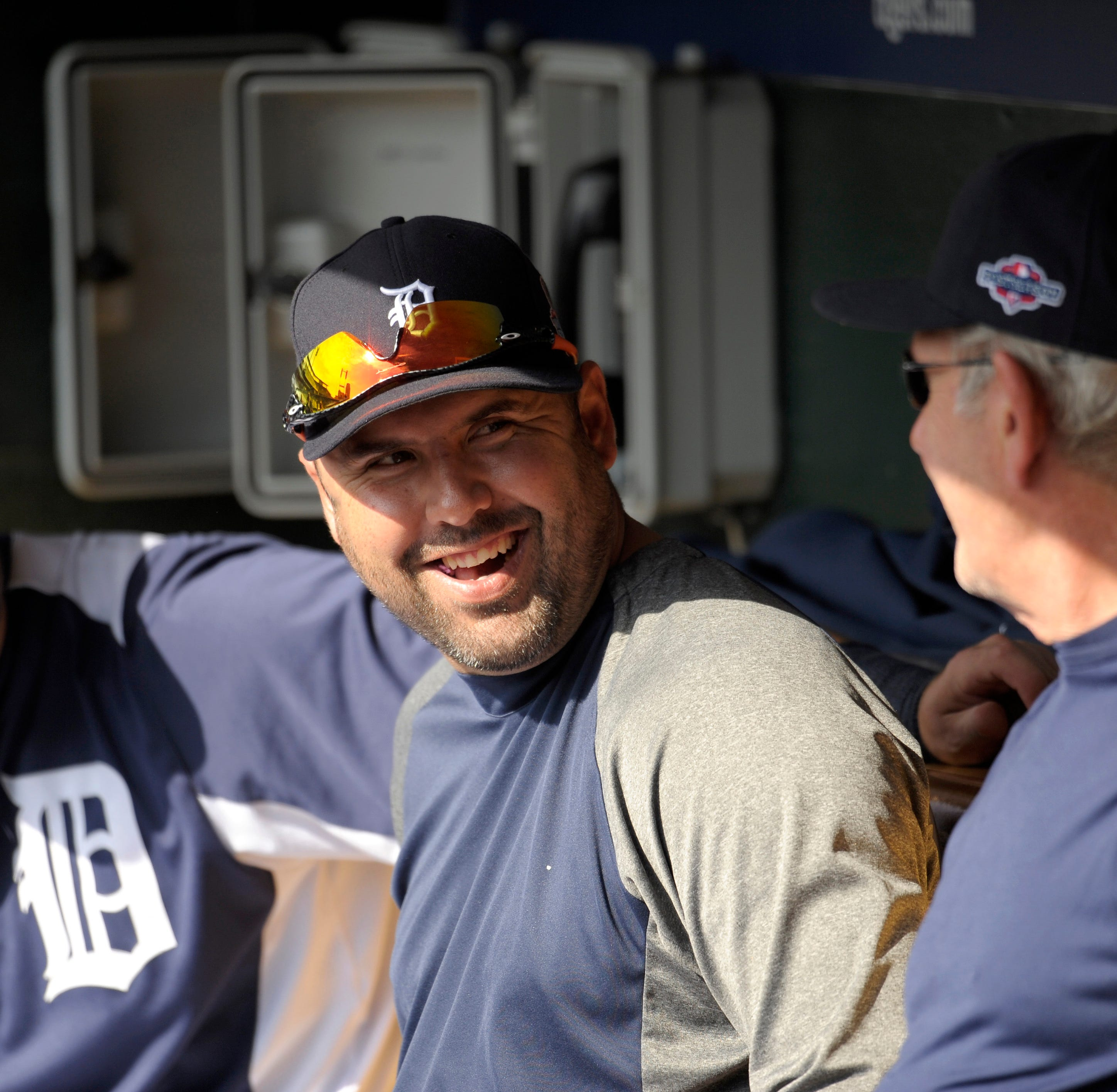 Home, family pulled Gerald Laird from Tigers minor-league managerial job