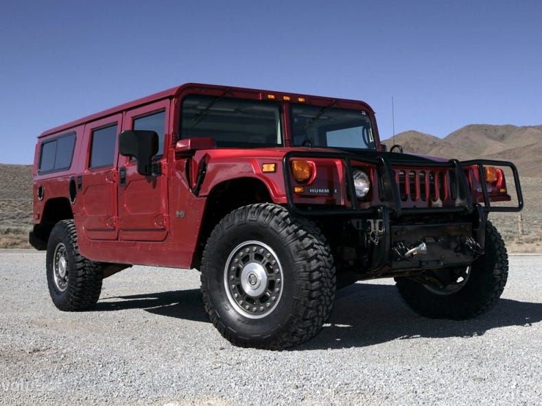 The Humvee was to the 1991 Gulf War what Jeep was to World War II. It inspired the Hummer H1 — a civilian version made on the same line as the Humvee in Indiana.