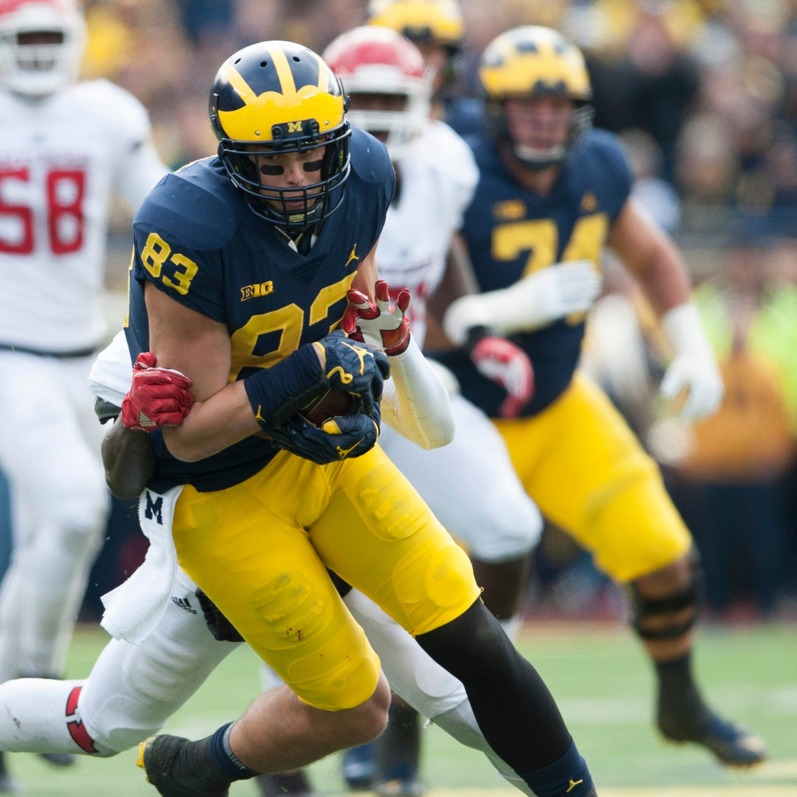 Michigan keeps focus on elusive Big Ten title: 'That's what we're here for'