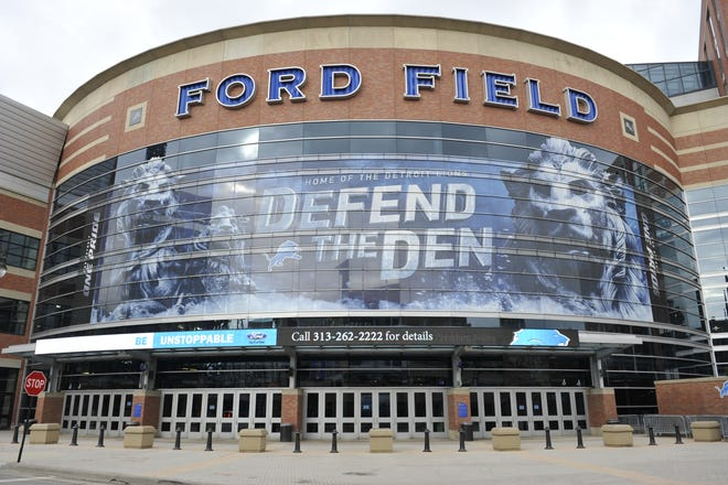 """On Tuesday, the Lions announced some changes in their concession prices for the 2018season at Ford Field, including a """"fan value"""" menu that will charge only $5 for a beer."""