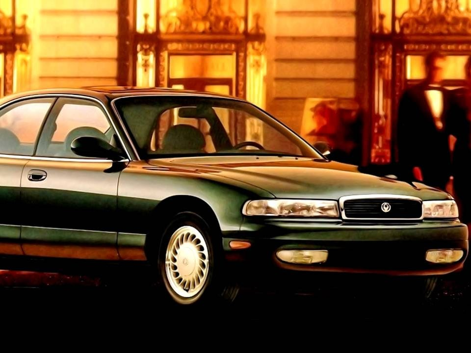 The Mazda 929 was one of the most elegant sedans ever penned by the Japanese automaker. The 929 offered exotic features like a solar moon roof which cooled the interior — even as it was criticized for neglecting a basic glove box.
