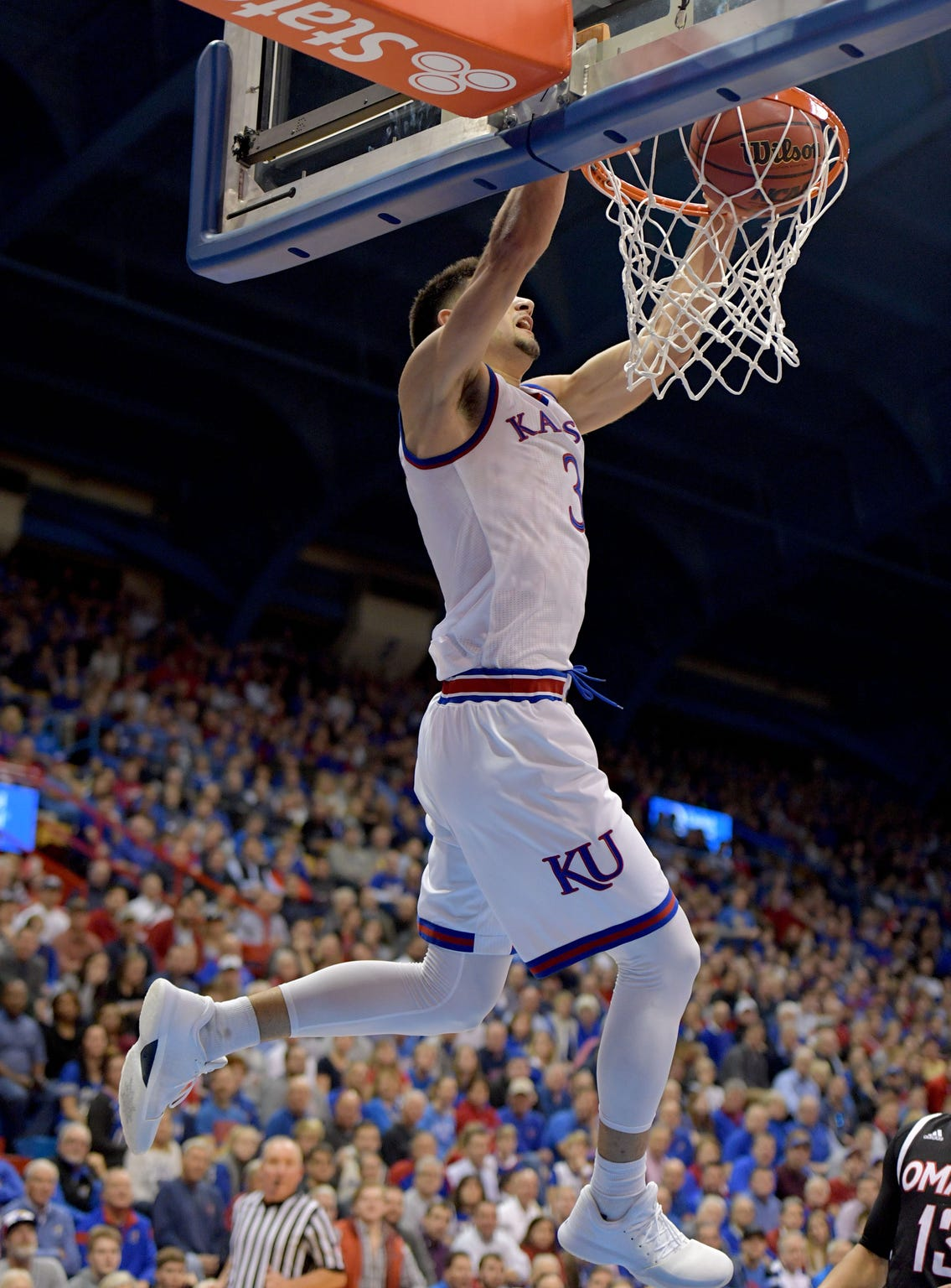 Former Kansas wing Sam Cunliffe will have two seasons of eligibility left beginning in 2019-20.