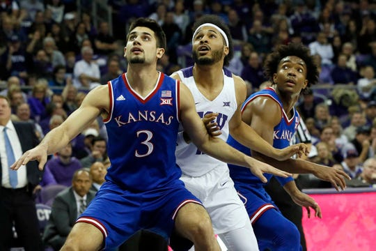 Sam Cunliffe, who's played at Arizona State and Kansas, announced last month he would transfer to the Aces. He will be forced to redshirt this coming season.